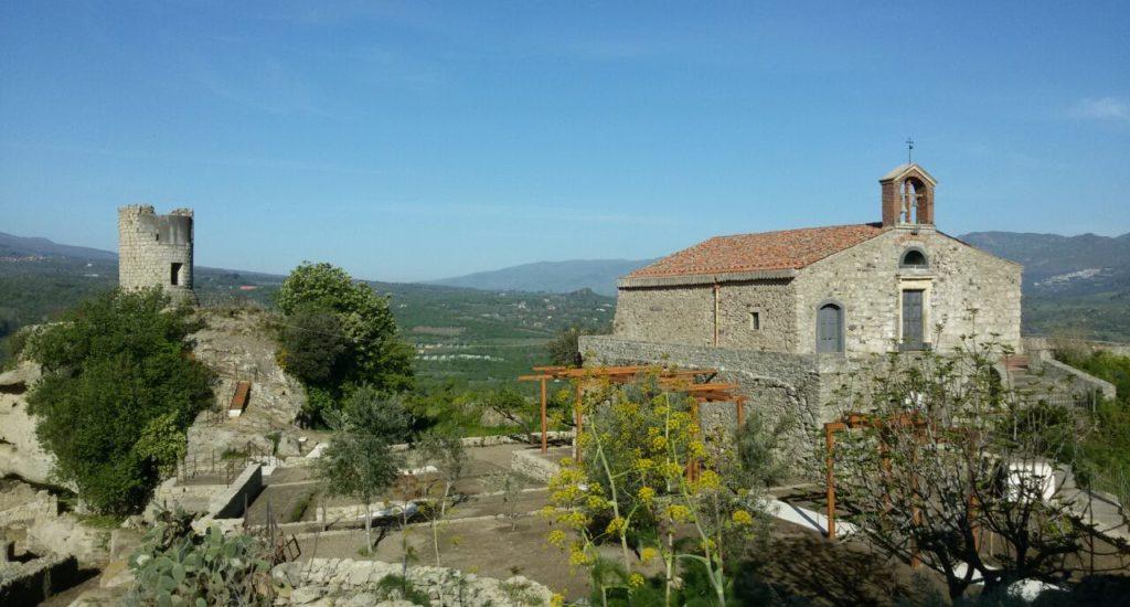 Chiesa di San Vincenzo e Torre del Cannizzo