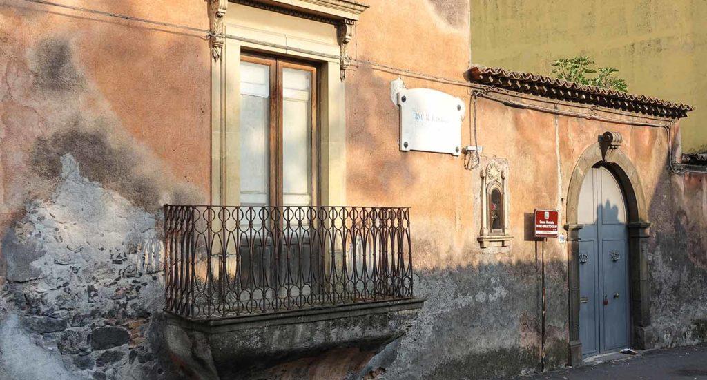 Casa natale di Nino Martoglio