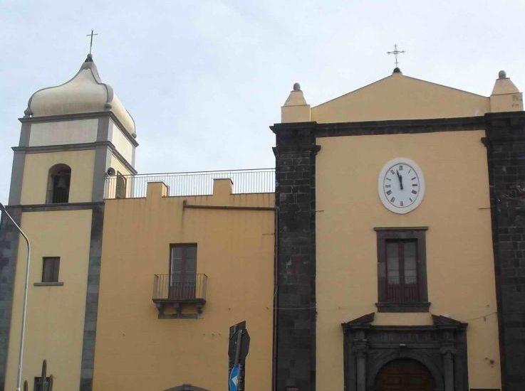 Chiesa e Convento di S. Agostino