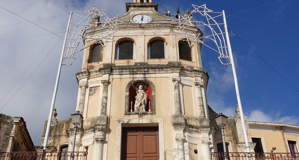 Chiesa di S. Giovanni Battista (San Giovanni Montebello)
