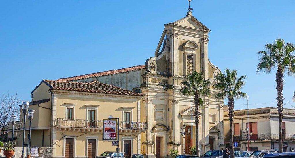 Chiesa della Madonna della Provvidenza (Macchia)