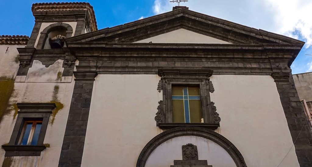 Chiesa di S. Maria del Rosario e Convento di San Domenico