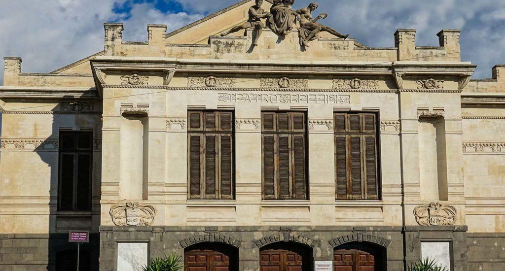 """Teatro Comunale """"Vincenzo Bellini"""""""
