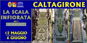 Caltagirone: La scala infiorata