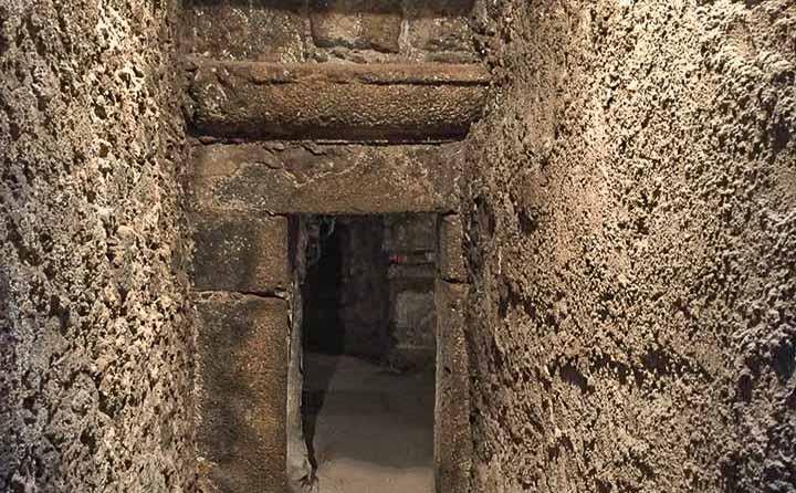 Cripta di S. Euplio